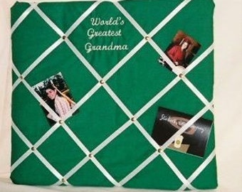 Personalized Bulletin Board