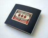 The Three Locks - a match book