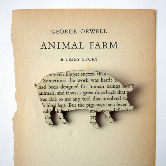 animal farm the story of human