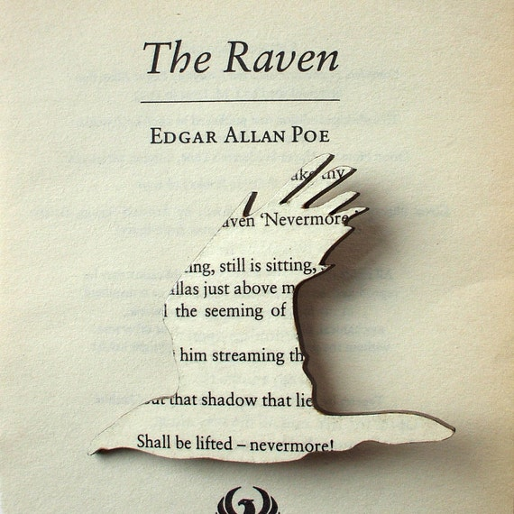 the use of many symbols in edgar allan poes poem the raven American poet edgar allan poe, within the frameworks of an in-depth analysis   damnation may be present in the poem in other words, to analyse how many   carries some darkness and ominous character within itself, the symbolism of  sounds,  the author draws the conclusion that poe uses the motif of the raven  in a.