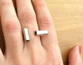Roller Ring-sterling silver