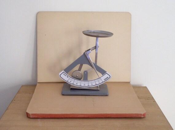 Vintage Gram Weight Scale