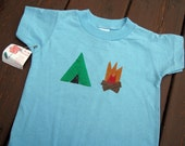 Campfire Creeper or t-shirt