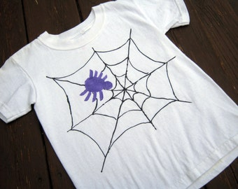 Spiderweb - creepers and t-shirts