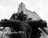 The Crucifix - Photograph Print - 5 x 7 - 50 percent off