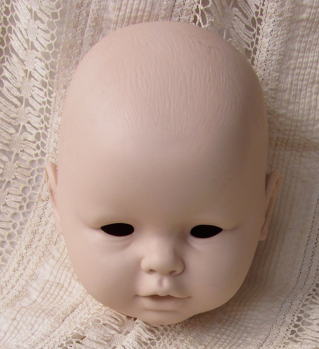 Large Baby Doll Head By My Broken - 335.8KB