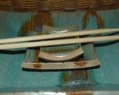 SALE Willow Sushi Set