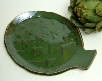 SALE Artichoke Dish - Serving Dish