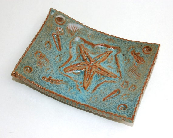 Starfish Soap Dish / Ring Holder / Candle Holder / Spoon Rest