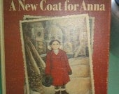 1986 A New Coat for Anna Children's HB Book By Harriet Ziefert Pics by Anita Lobel
