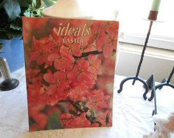 1986 Ideals Easter Book (R) Easter Issue