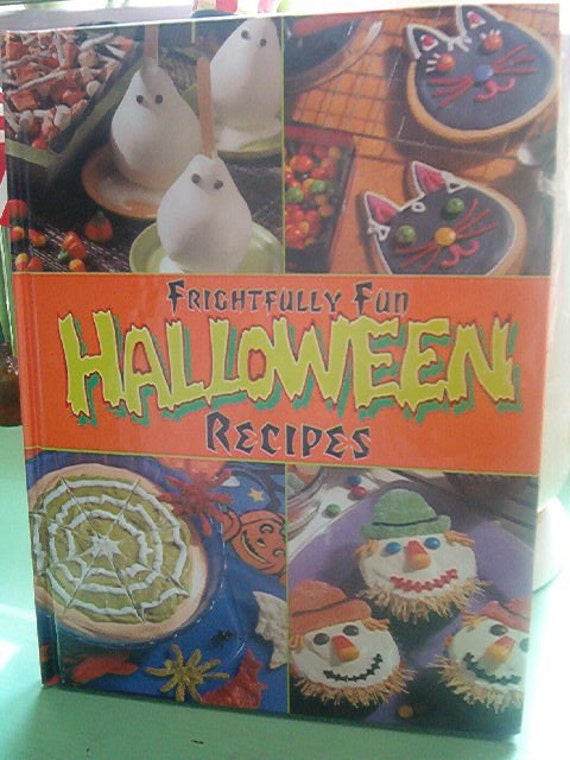 NEW HB Book Halloween Food Craft Book Make Crafty Treats