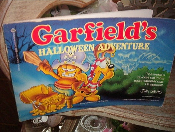 Images For - Garfield Halloween Adventure