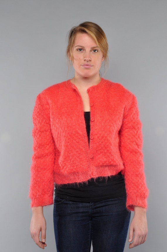 Vintage Mohair Sweater 64