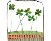Jar of Luck - painting