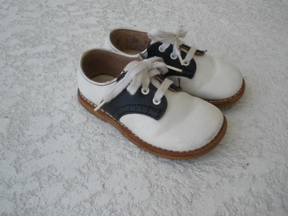 Toddler Saddle Shoes Oxfords