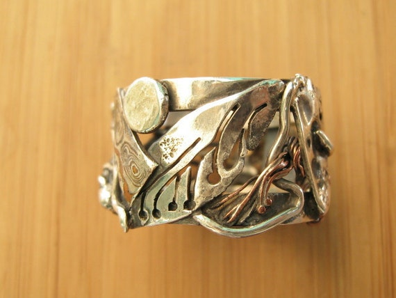 Collage Ring Size 8