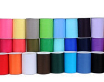 """Buy 12 rolls of 6 inch x 300 ft """"Import"""" Tulle Rolls w/FREE SHIPPING"""