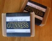 Guinness Draught Beer Soap