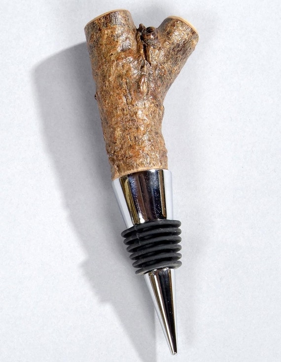 Willow Wine Stopper