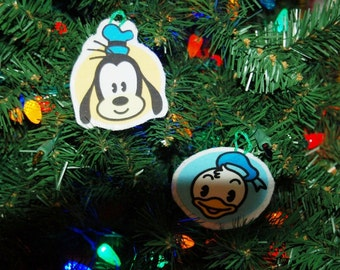 Disney Baby Christmas Ornament Set (not a licensed product)