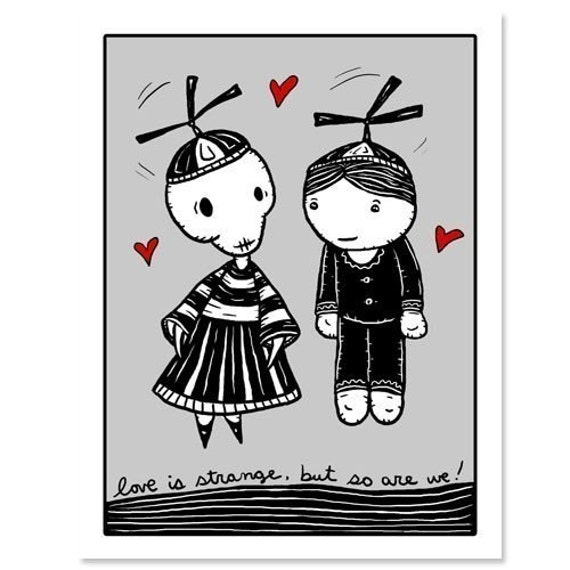 Image result for goth valentines day