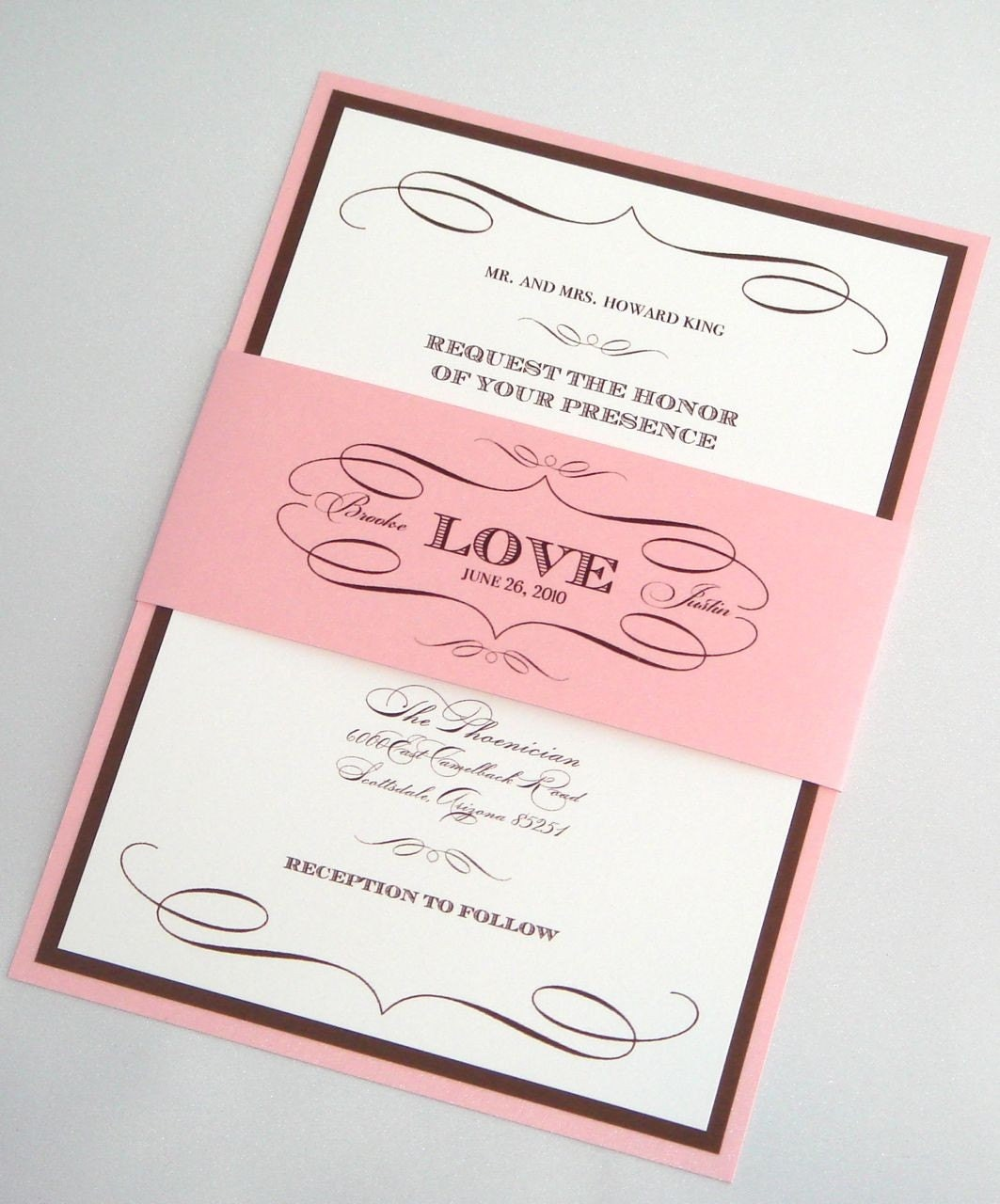 Wedding Invitations Elegant for amazing invitation ideas