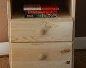 Knotty Pine Nightstand - Reserved for GINA