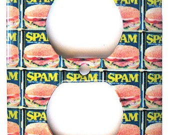 Spam Outlet Cover