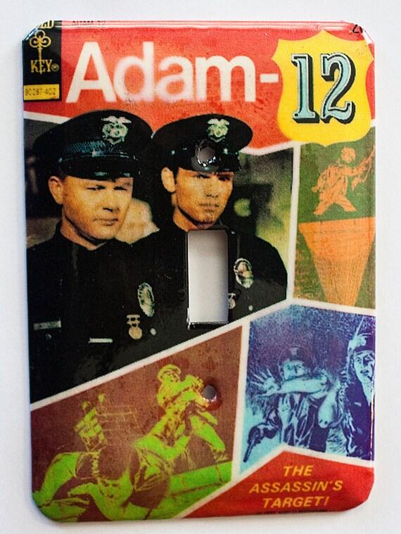 Adam 12 Switchplate