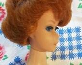 1960s Bubblecut Titian Hair Barbie
