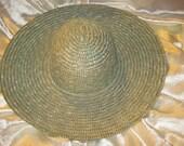 PIF Straw Hat