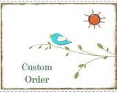 Custom order for ashleyrash