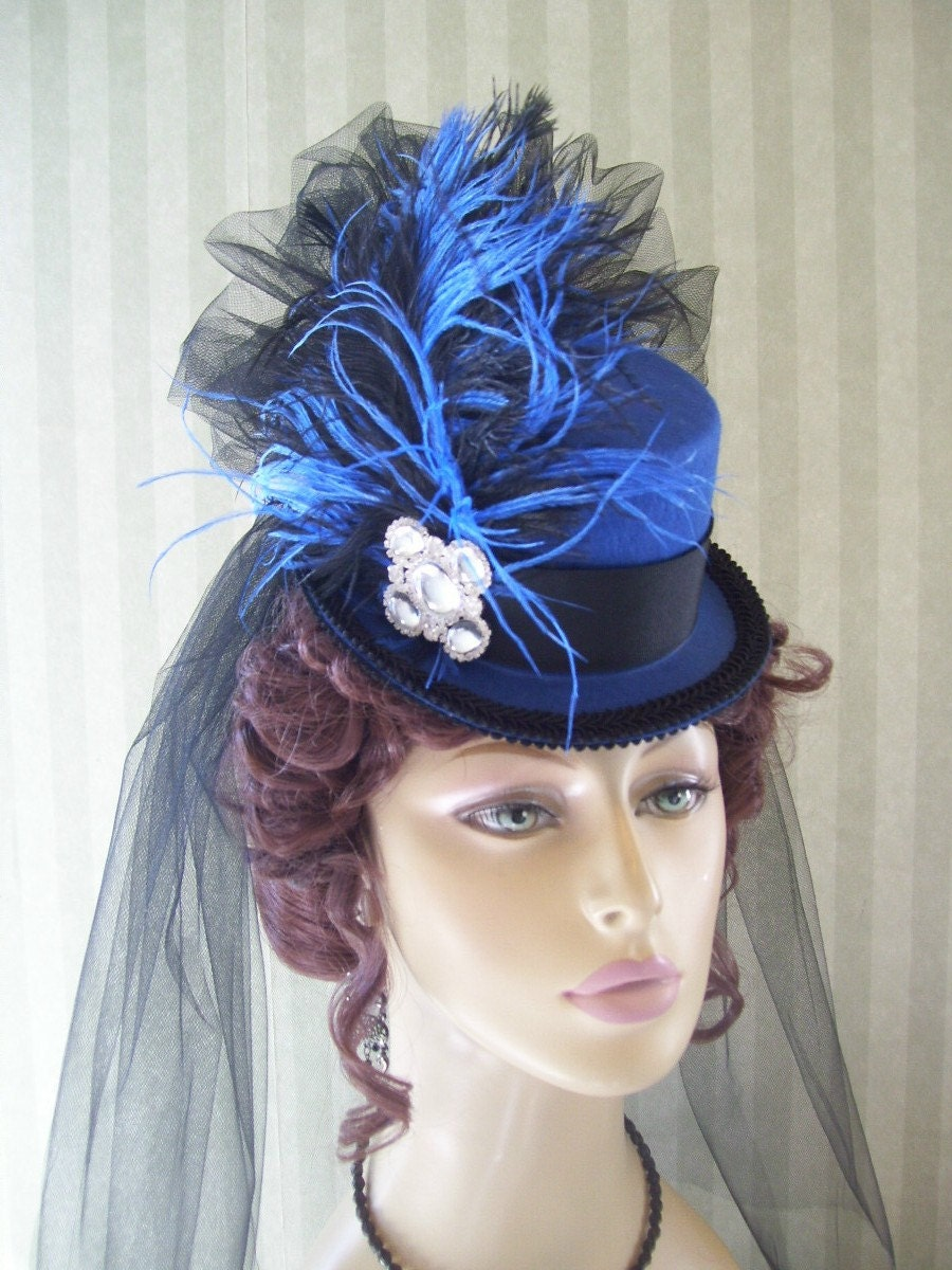 ladies victorian hats - photo #18