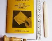 Basic Book Craft Skills- little book