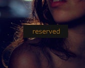 RESERVED --- 50% OFF - Woman - 8x8 Fine Art Photograph - SALE