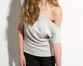 Spindle lounge oatmeal sweat top, s m