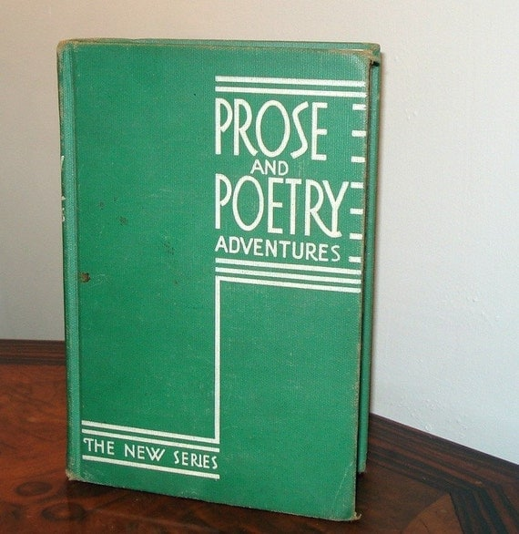 Prose and Poetry Adventures 1939