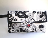 RESERVED FOR LINDA 25% clutch, boho clutch, clutch purse,  bridal, geisha, Japanese, spring wedding