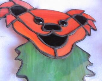 Grateful Dead inspired Dancing Bear
