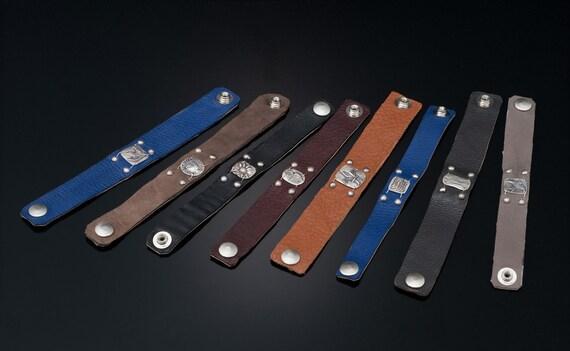 Milagro Leather Cuff Bracelet