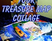 Your Treasure Map Collage