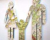 Origin of the Unit - 3. Vintage Map Figures - Family