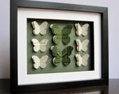 Of Friendship - Butterfly Art