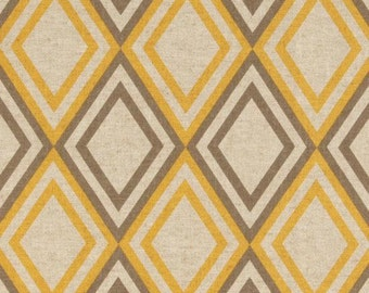 Premier Prints Annie Blend Yellow/Kelp
