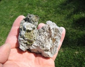 Rare  Druzy Pyrite  Crystals Ultra  Sparkles  Two Pieces