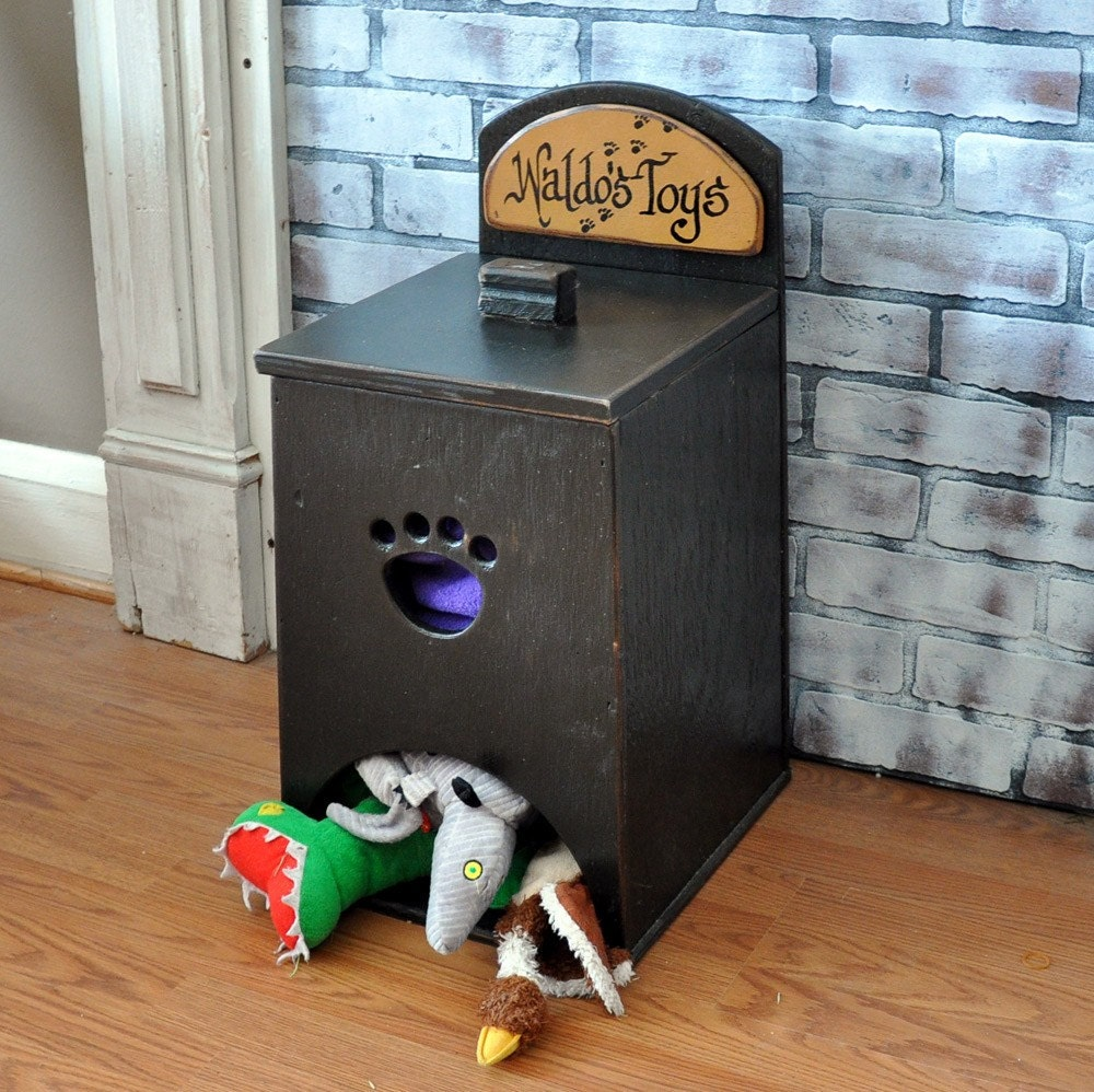 Pet Toy Box