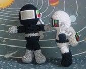 Astronaut PDF Crochet Pattern