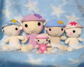 A. Jolly Baby PDF Crochet Pattern