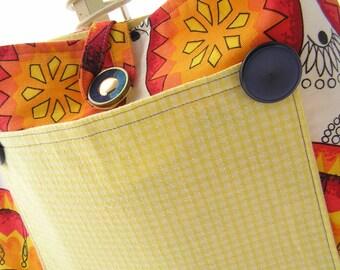 Bag   Shoulder Wild Vintage Fabric   (24)